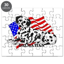 Dalmatian USA Puzzle