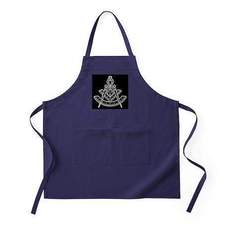 Masonic Past Master Apron (dark)
