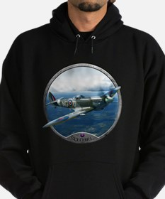 Unique World war 2 Hoodie (dark)