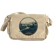 Cute Ww2 Messenger Bag