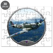 Unique Airplane Puzzle