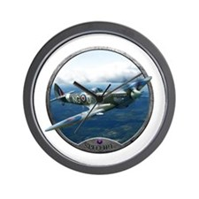 Funny Airplane Wall Clock