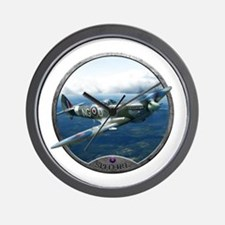 Unique Planes Wall Clock