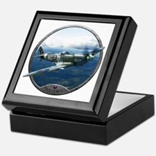 Cute Planes Keepsake Box