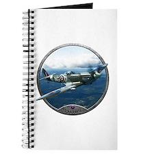 Cute Spitfire Journal