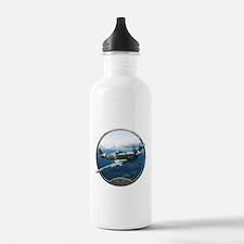 Cute Supermarine spitfire Water Bottle