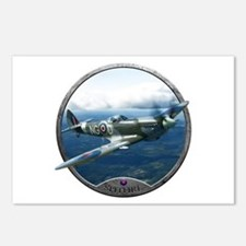 Cute Spitfire Postcards (Package of 8)