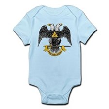 Scottish Rite Double Eagle Infant Bodysuit