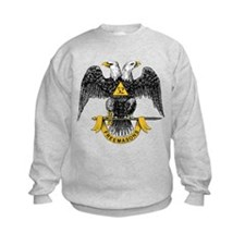 Scottish Rite Double Eagle Sweatshirt
