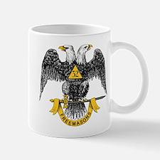 Scottish Rite Double Eagle Mug