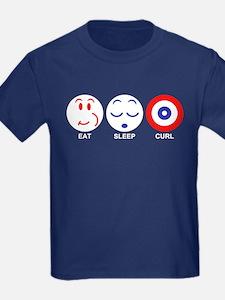 Eat Sleep Curl T