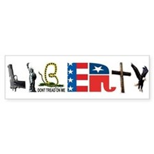 Liberty Bumper Stickers