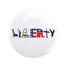 """Liberty 3.5"""" Button (100 pack)"""