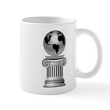 Masonic Pillar Mug