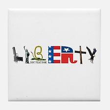 Liberty Tile Coaster