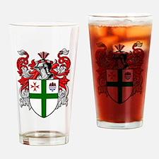 Crest Drinking Glass