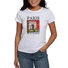 Arc de Triomphe Tee