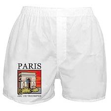 Arc de Triomphe Boxer Shorts