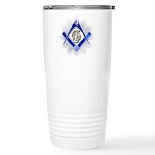 Masonic Blue Lodge Travel Coffee Mug
