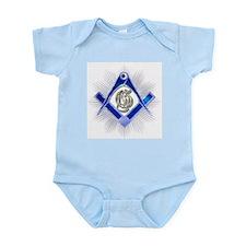 Masonic Blue Lodge Infant Bodysuit