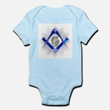 Masonic Blue Lodge Infant Bodysuit