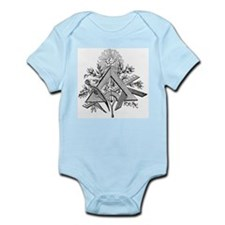 Masonic Working Tools Infant Bodysuit
