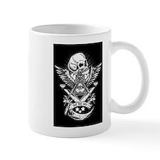 Freemason Skull Mug