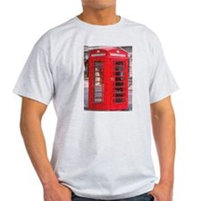 British Phone Booth T-Shirt