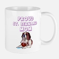 Proud St. Bernard mom Mug
