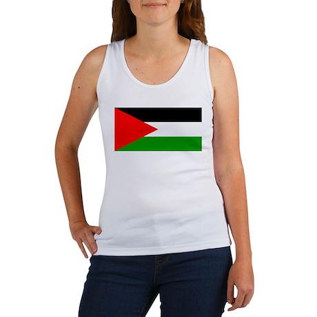 Flag of Palestine Women's Tank Top