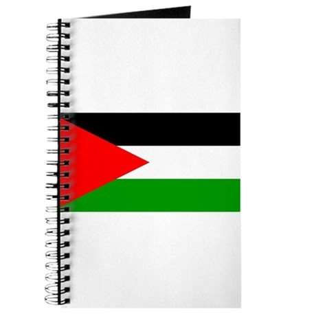 Flag of Palestine Journal
