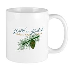 Galt's Gulch Elegant Mug