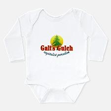 Galt's Gulch Capitalist Parad Long Sleeve Infant B