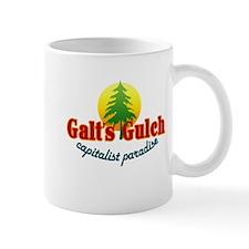 Galt's Gulch Capitalist Parad Mug