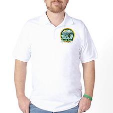 Galt's Gulch Green/Gold T-Shirt
