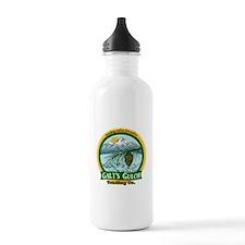 Galt's Gulch Green/Gold Water Bottle