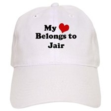 My Heart: Jair Baseball Cap
