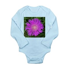 .stoke's aster. Long Sleeve Infant Bodysuit