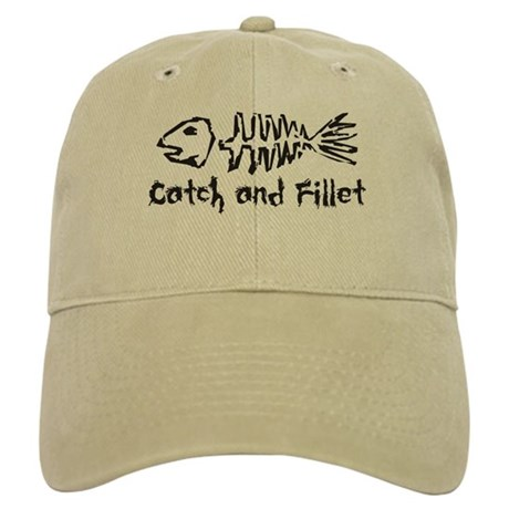Catch and Fillet Cap