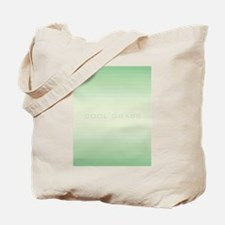 Cool Grass Tote Bag