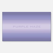 Purple Haze Decal