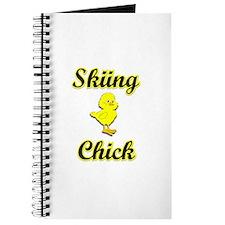 Skiing Chick Journal