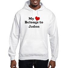 My Heart: Jadon Hoodie