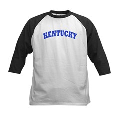 Kentucky Kids Baseball Jersey