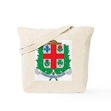Montreal Coat Of Arms Tote Bag