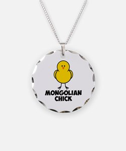 Mongolian Chick Necklace