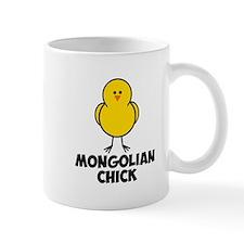 Mongolian Chick Mug