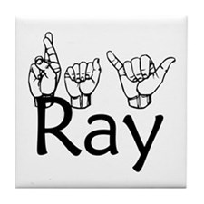 Ray Tile Coaster