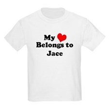 My Heart: Jace Kids T-Shirt