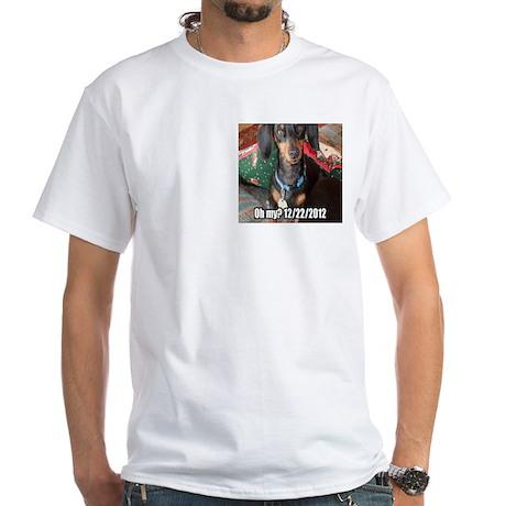 Chewey White T-Shirt